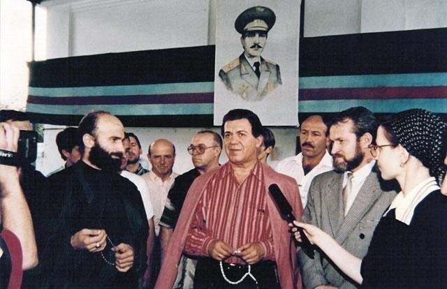 Шамиль Басаев, Иосиф Кобзон, Ахмед Закаев
