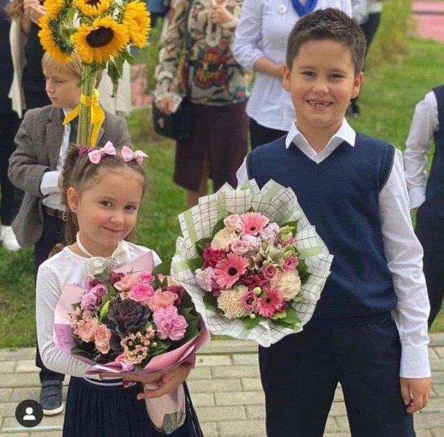 Дети Агаты Муцениеце