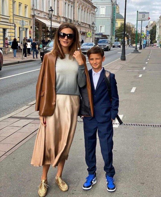 Сын блогера Снежаны Георгиевой