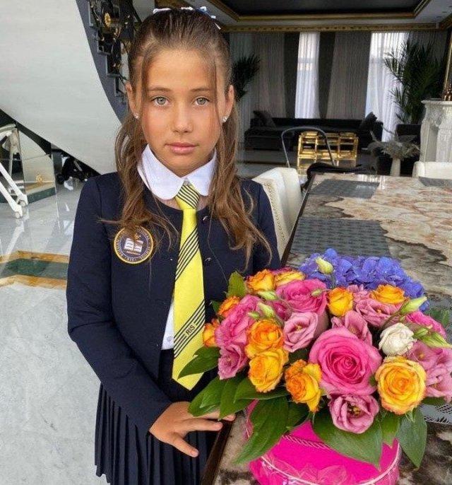 Дочь Джигана и Оксаны Самойловой
