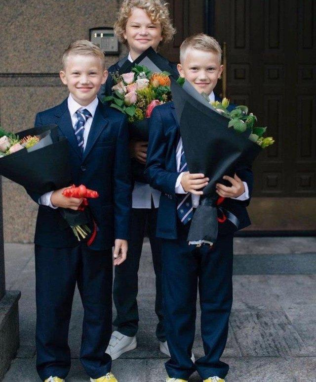 Дети блогера Блиновской