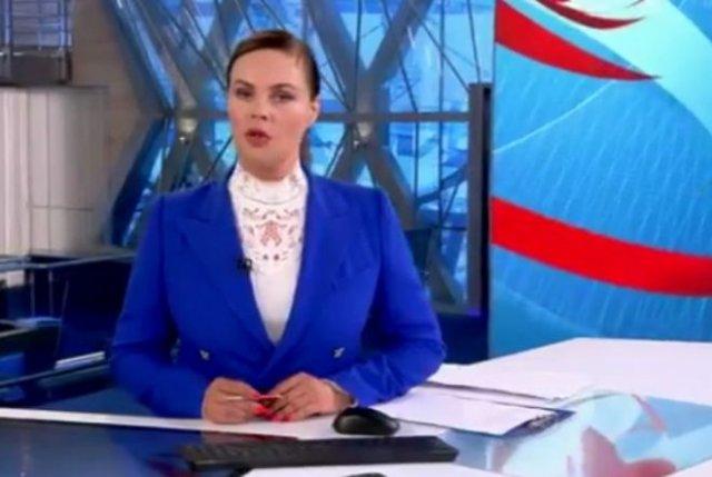 На российском телевидении заявляют, что Алексея Навального отравили не в России