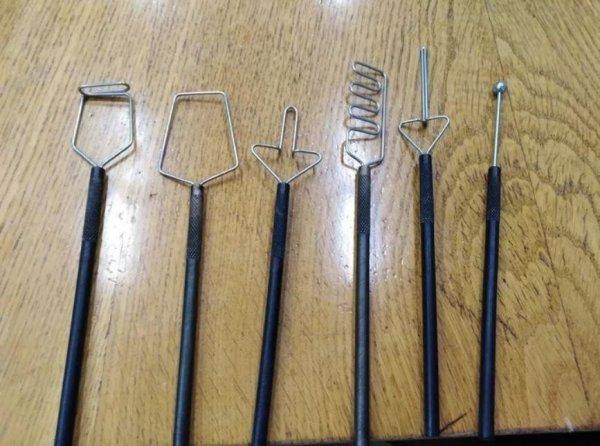 инструменты для логопедического массажа