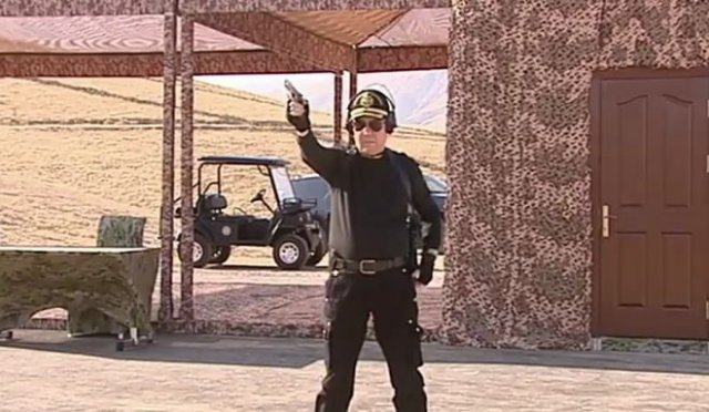 Эпичные развлечения президента Туркменистана Гурбангулы Бердымухамедова