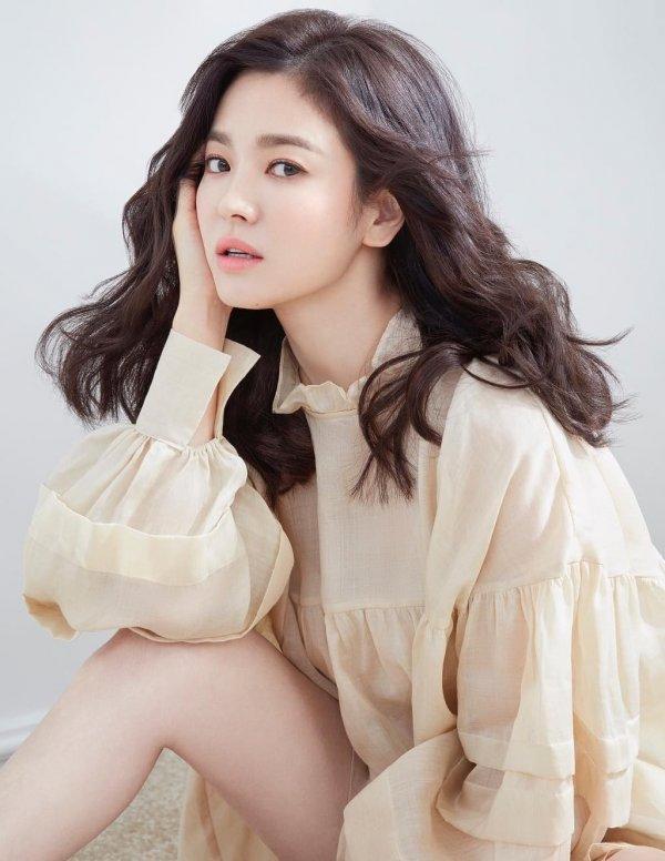 Сон Хе-гё — южнокорейская актриса