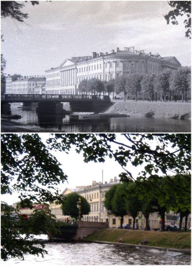 Как изменился самый европейский город России - Санкт-Петербург