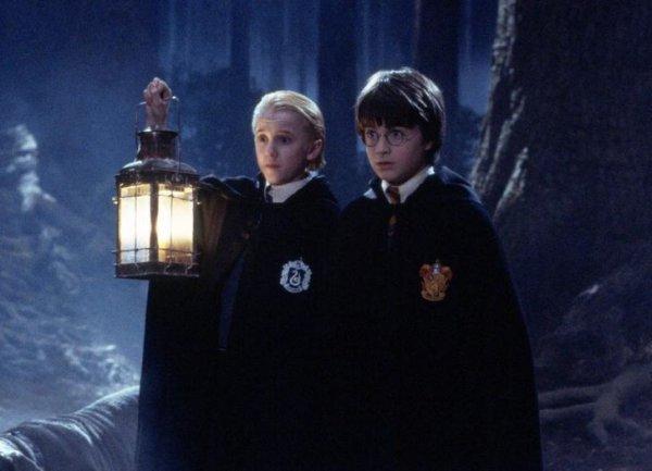 Гарри Поттер иДрако Малфой