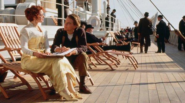 """""""Титаник"""" - победитель 1997 года"""