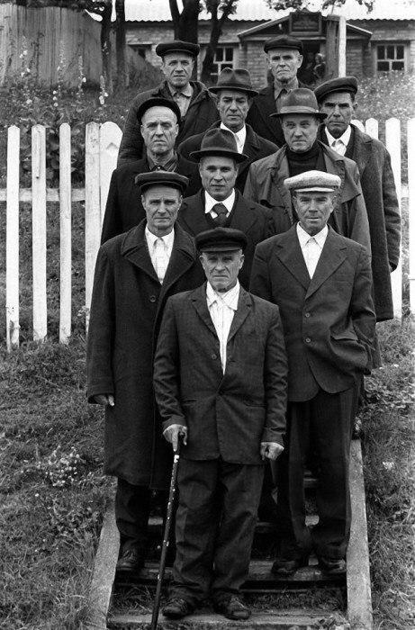 Братья Лысенко, все 10 ушли на фронт и все 10 вернулись