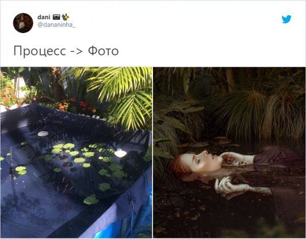 фото в бассейне