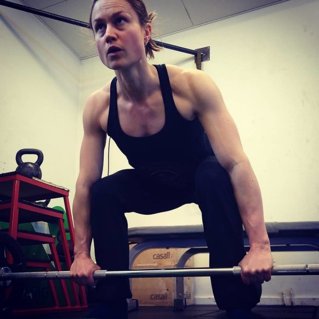 Хайди Андерсон - спортсменка из Швеции, которая 11 раз выигрывала чемпионат по армреслингу.