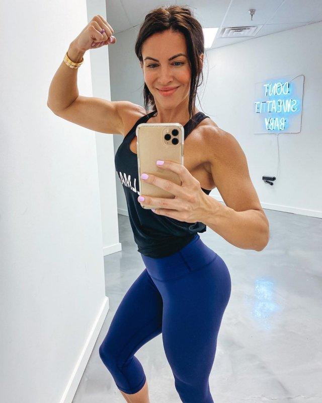 Аманда Латона - профессиональный бодибилдер и фитнес-модель.