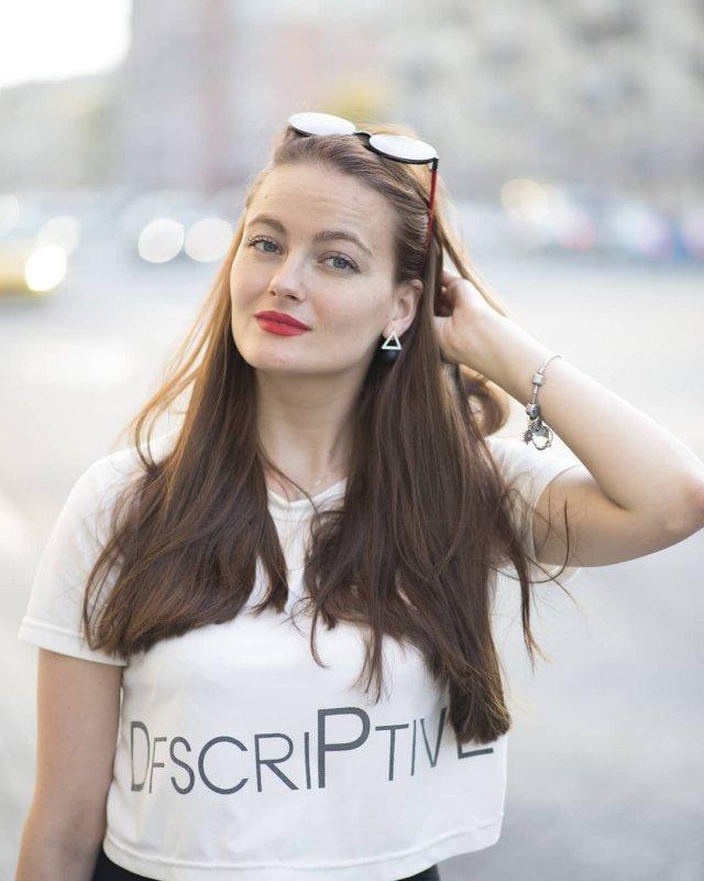 "Анастасия Шульженко - любовница Сергея ""Тарзана"" Глушко в белой футболке"