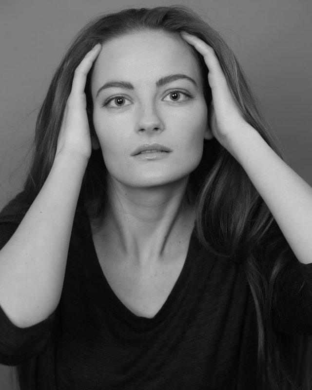 "Анастасия Шульженко - любовница Сергея ""Тарзана"" Глушко в черной кофте"