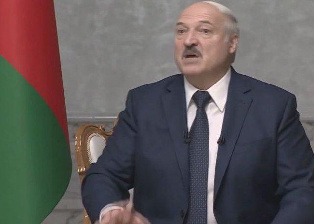 Заявления Александра Лукашенко о перехваченной записи с более подходящей озвучкой