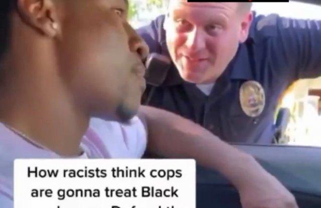 Как активисты BLM видят себе общение с полицией в будущем