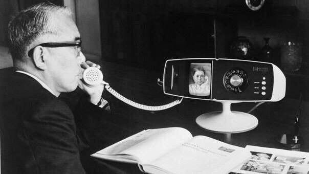 1968 год. Япония. Первый Skype Toshiba 500.