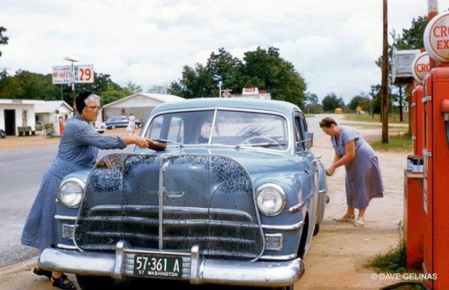 Автоледи и Chrysler Royal, 1957 год, США