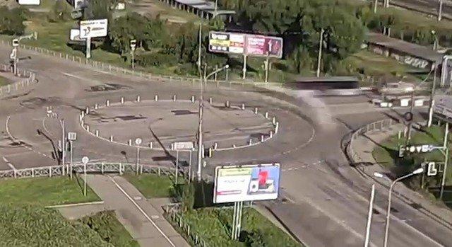 Перекресток в Вологде