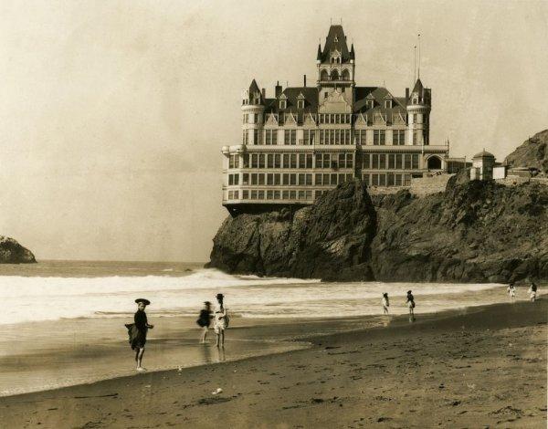 Отель Cliff House, Сан-Франциско, США