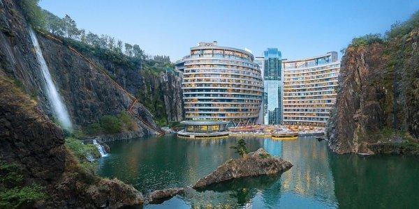 Курортный отель InterContinental Wonderland, Шанхай, Китай