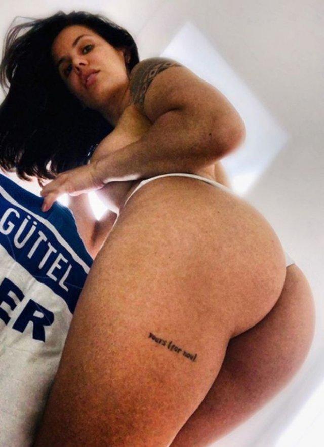 Кандида Батиста: 39-летняя шеф-повар, ставшая моделью Playboy