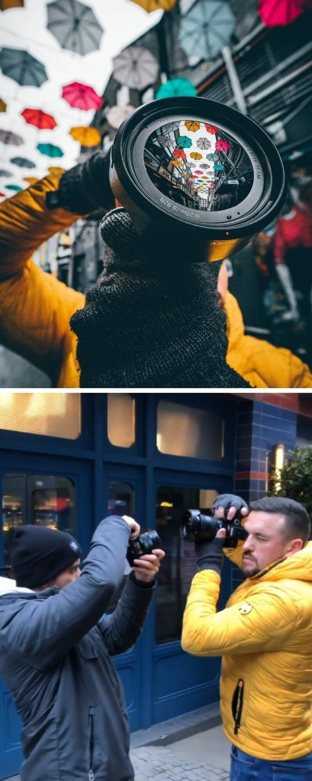 Фотограф Жорди Коалитик показал, что происходит за кадром красивых фотографий