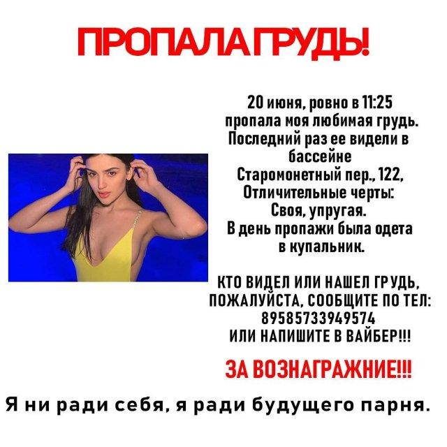 Дина Саева шутит в социальных сетях