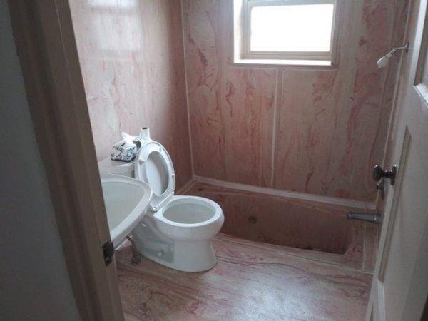 Нет-нет, это не дыра в полу... это ванна