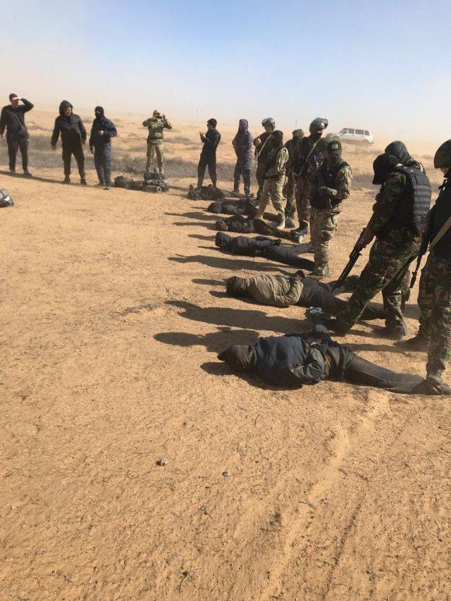 Спецоперация - поймали дагестанских заключенных