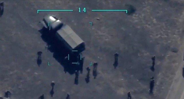 Военные действия в Нагорном Карабахе