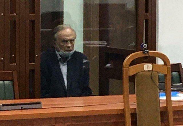 Доцент Олег Соколов в суде