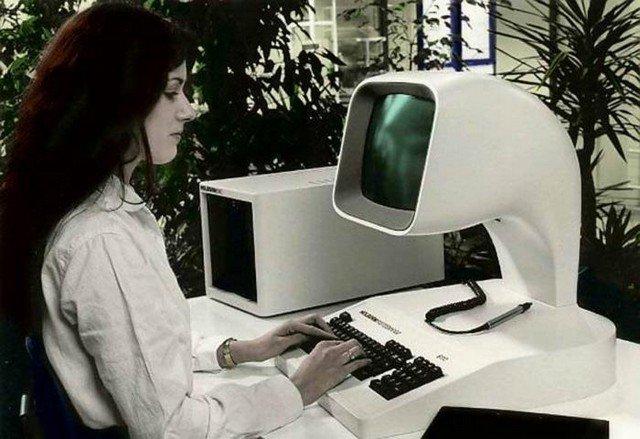 Реклама персонального компьютера Holborn 9100, 1981 год, Великобритания