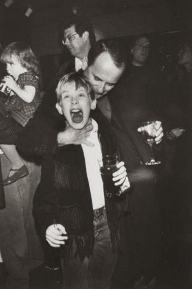 Джо Пеши добрался–таки до Маколея Калкина, 1991 год, США