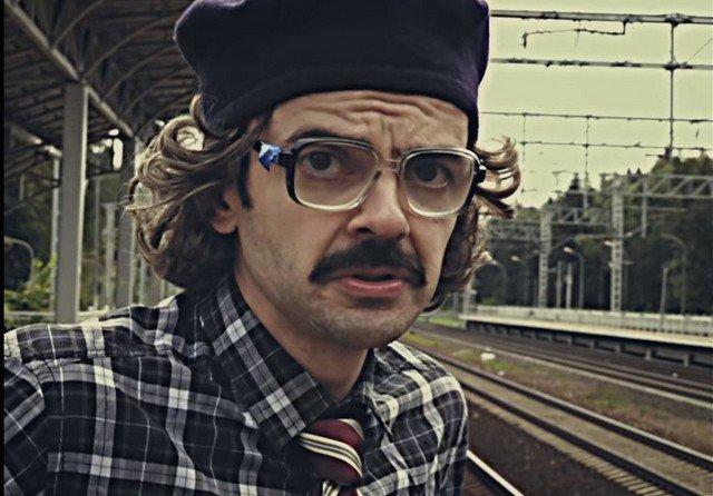 Антон Лапенко в образе