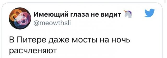 Юмор про Петербург