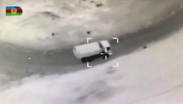 Военные кадры из Нагорного Карабаха - видео от Министерства обороны Азербайджана