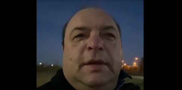 министр здравоохранения Саратова Олег Костин
