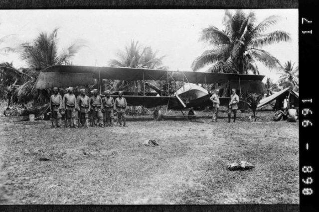Невероятные приключения немца в Африке, Дар–эс–Салам, 1914