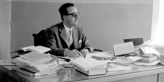 Христос Сардзетакис — следователь, который стал президентом Греции, 1960–е