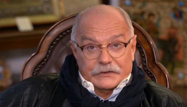 Никита Михалков в Бесогон TV
