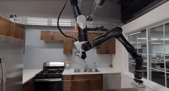 Концепт робота-помощника