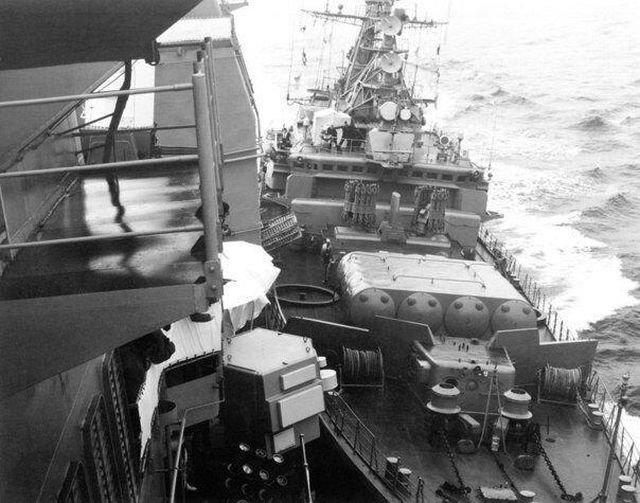 Советский сторожевой корабль «Беззаветный»