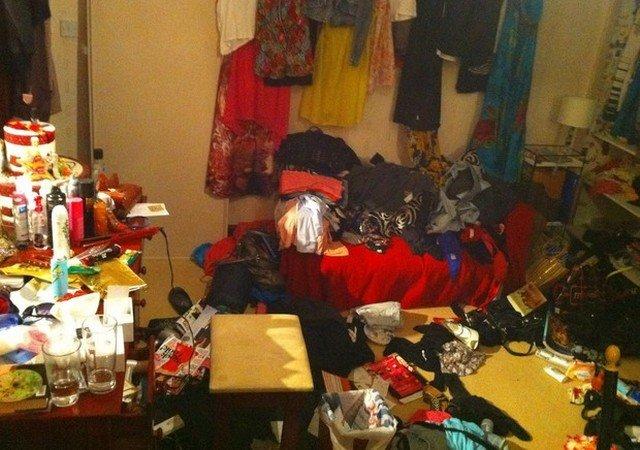 Самые грязные спальни простых британцев