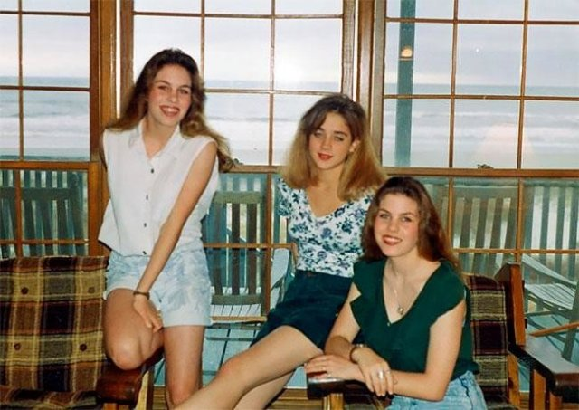 Девушки из прошлого