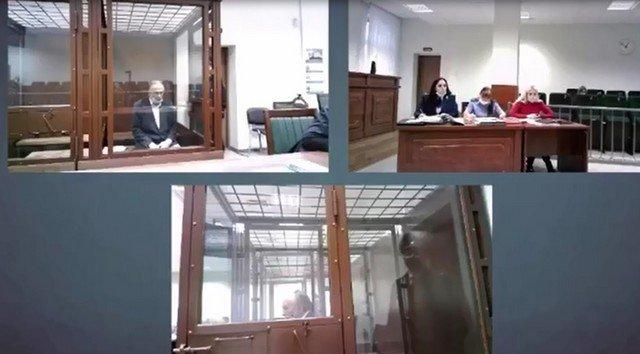 Доцент Соколов на суде