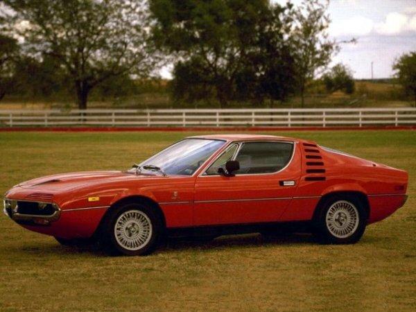 В 1970 году началось серийное производство модели Alfa Romeo Montreal