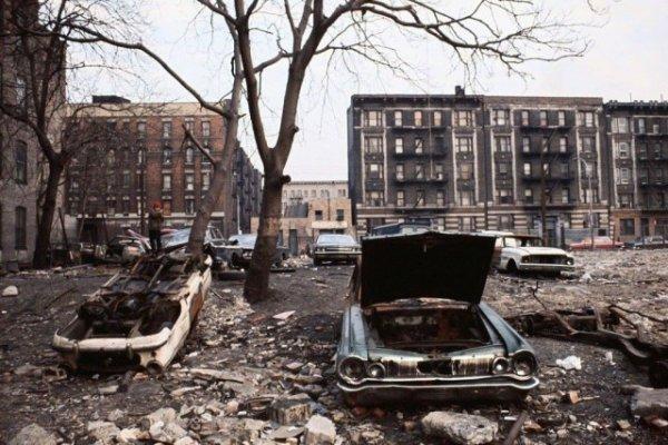 Бронкс,1970 год