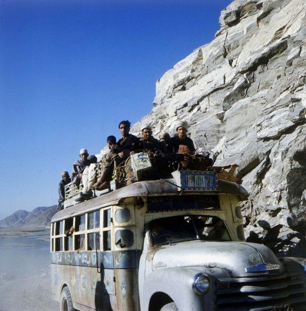 Афганистан, 1970 г