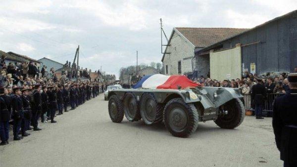 В ноябре 1970 г. Франция простилась с де Голлем